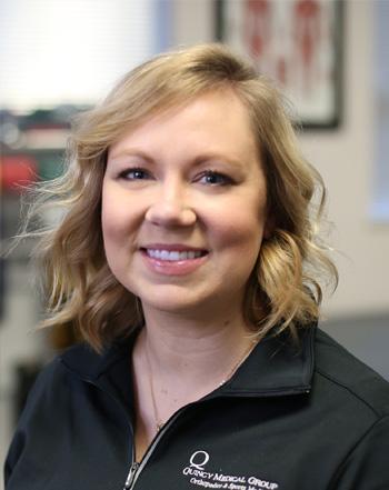 Kelly Gronewold, PT, DPT, CLT, ATC