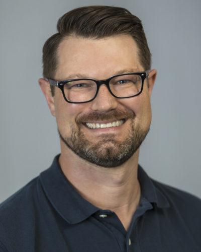 Bryan Main, Pediatric Therapy Tech