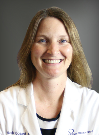 Deborah Woodard, MD