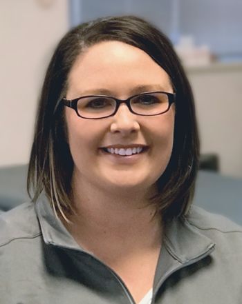 Brittney Snelling, PTA, ATC. is a physical therapist assistant and a certified athletic trainer at Quincy Medical Group