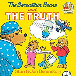 Picture of the Berenstain Bears and the Truth Book cover