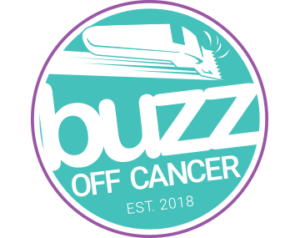 Buzz Off Cancer Event Logo