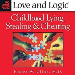Love & Logic: Childhood Lying, Stealing and Cheating CD cover