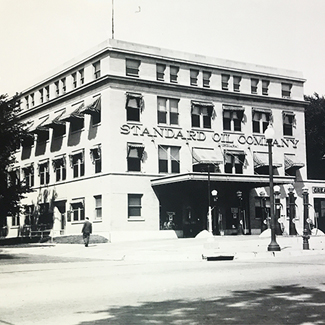 QMG 11th and Maine 1945